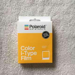Color i-Type Polaroid Film