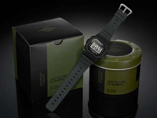 100% NEW - Madness x G-Shock DW-5000MD-Limited Edition