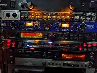 Mackie blackbird Onyx audio interface