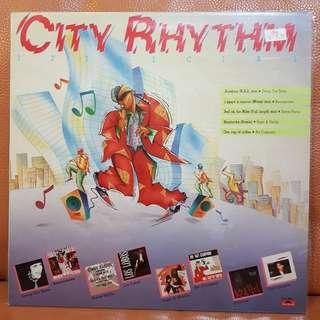City Rhythm vinyl record