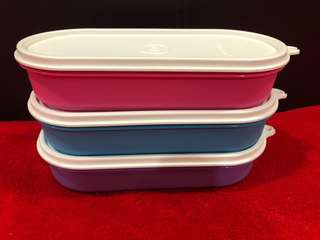 Tupperware 3 PcsContainer