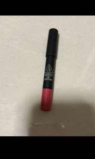 3CE lip matt crayon