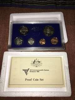 Y1978 Royal Australian Mint Proof Set