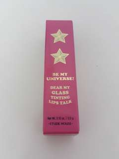 Etude House Be My Universe Dear My Glass Tinting Lips Talk