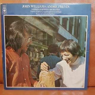 John Williams - Guitar Concerto vinyl record