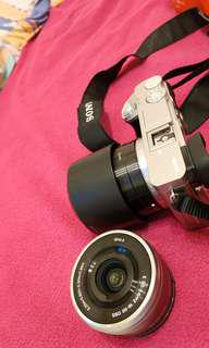 excellent condition Sony alpha 6000 + kit lens
