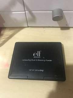Elf contouring blush & bronzing powder