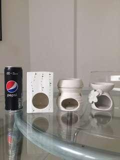 Oil Burner, tealight holder,