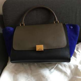 Celine Trapeze Bag large size
