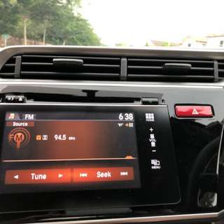 2015 Honda City Original V Spec Radio