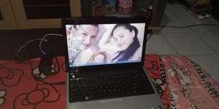 Laptop dell inspiron 1440 core2duo mulus lancara jaya harga murmer