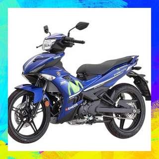 Yamaha Y15ZR coverset