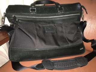 Tumi slim briefcase bag
