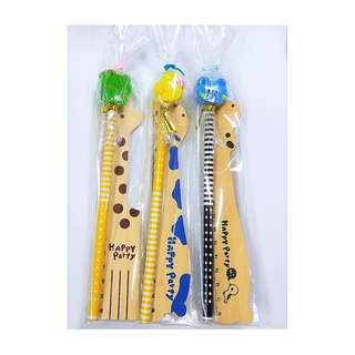 Party Favors/Children's Day - Ruler, Pencil & Eraser Pack
