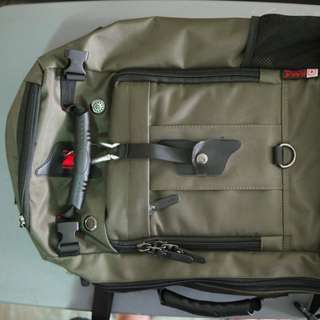 """KAKA Travel Bag 40L with 17"""" Laptop compartment"""