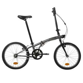 BTwin  Foldable Bicycle
