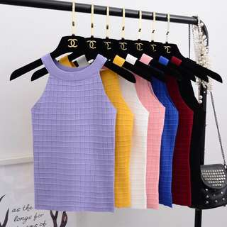 [Pre Order] Knitted Top