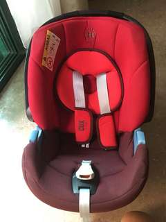 Cybex Aton car seat (used)