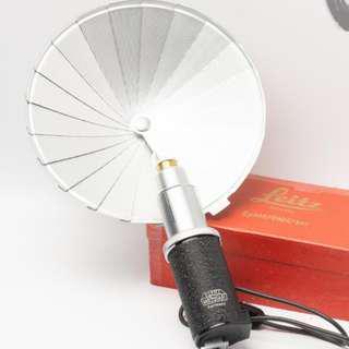 古董Leica 絶版徠卡傘型燈泡閃光燈 M3 III G Leica Leitz CEYOO Flash