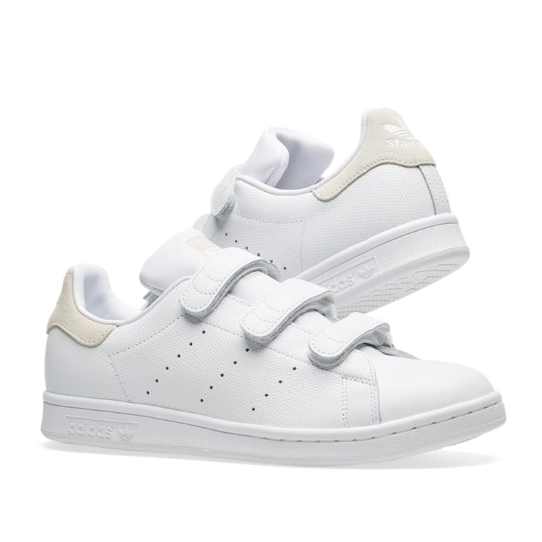 new product d1474 5e621 Adidas Stan Smith CF white talc us9.5, Men's Fashion ...