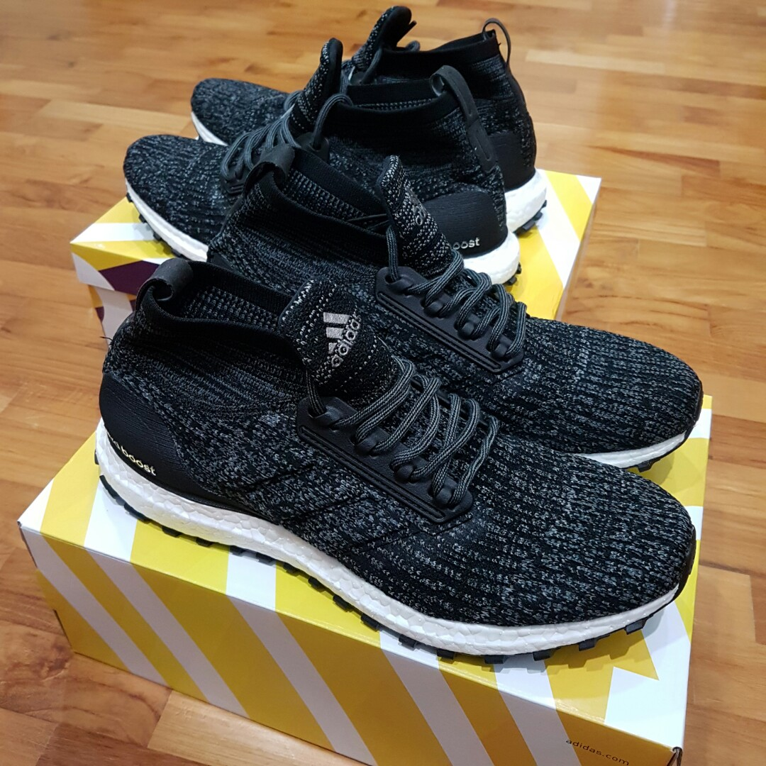 d81d26967a132 Adidas Ultra Boost ATR Core Black US 9.5   US 10