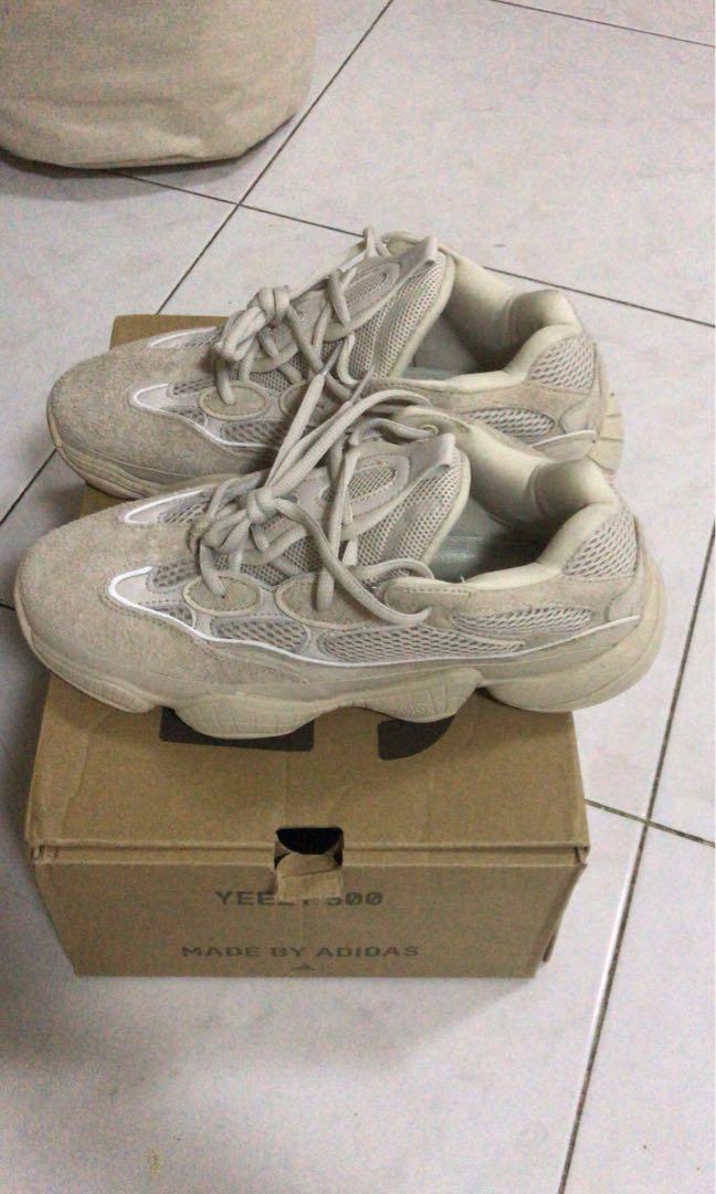 71d885c1a adidas Yeezy Desert Rat 500 Blush
