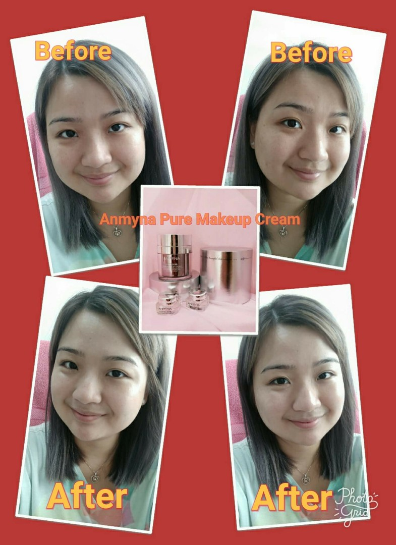 Anmyna Pure Makeup Cream 50g Yishun