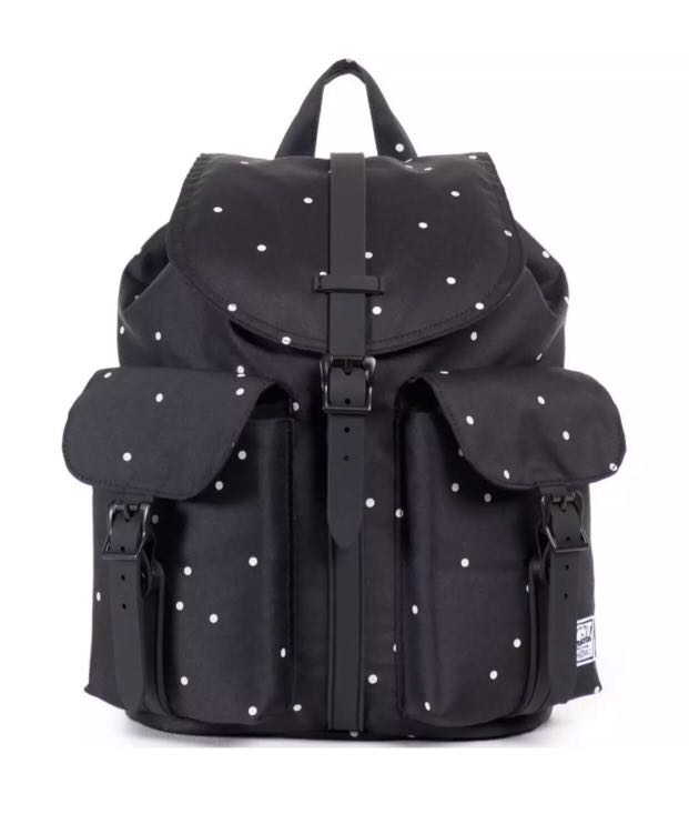Instock  Herschel Dawson Backpack 20.5L – Polka Dot 2b68dc35c0913