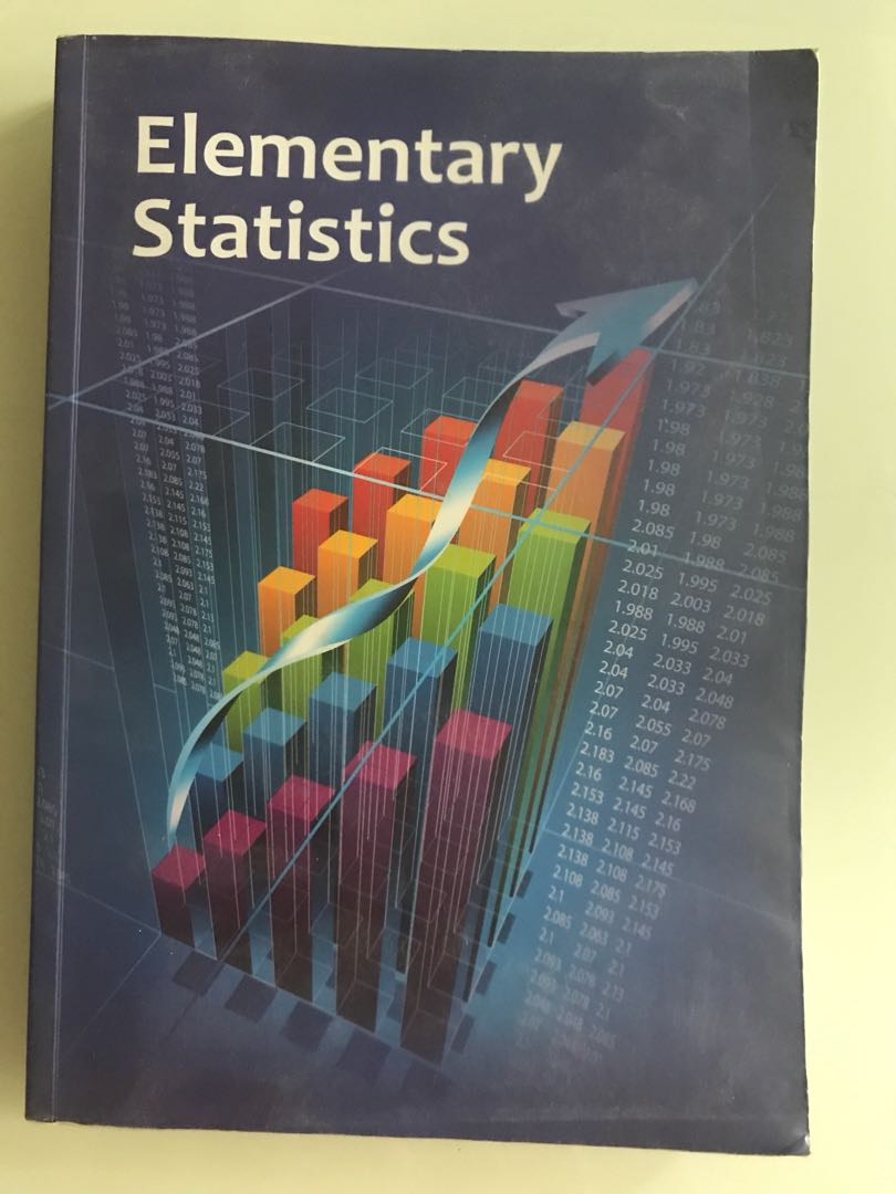 Elementary Statistics Textbook - #GolfClub