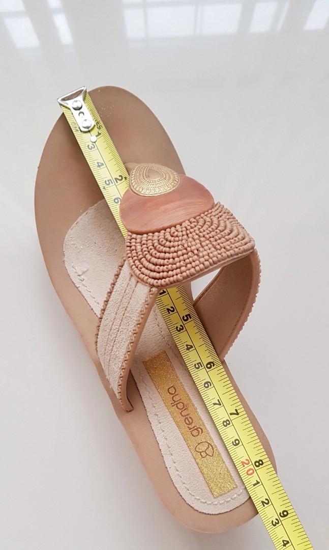 67fd650e723 Grendha Bangles Wedge Sandals