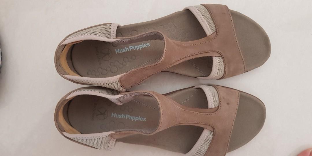 Hush puppies body shoe, heel pad