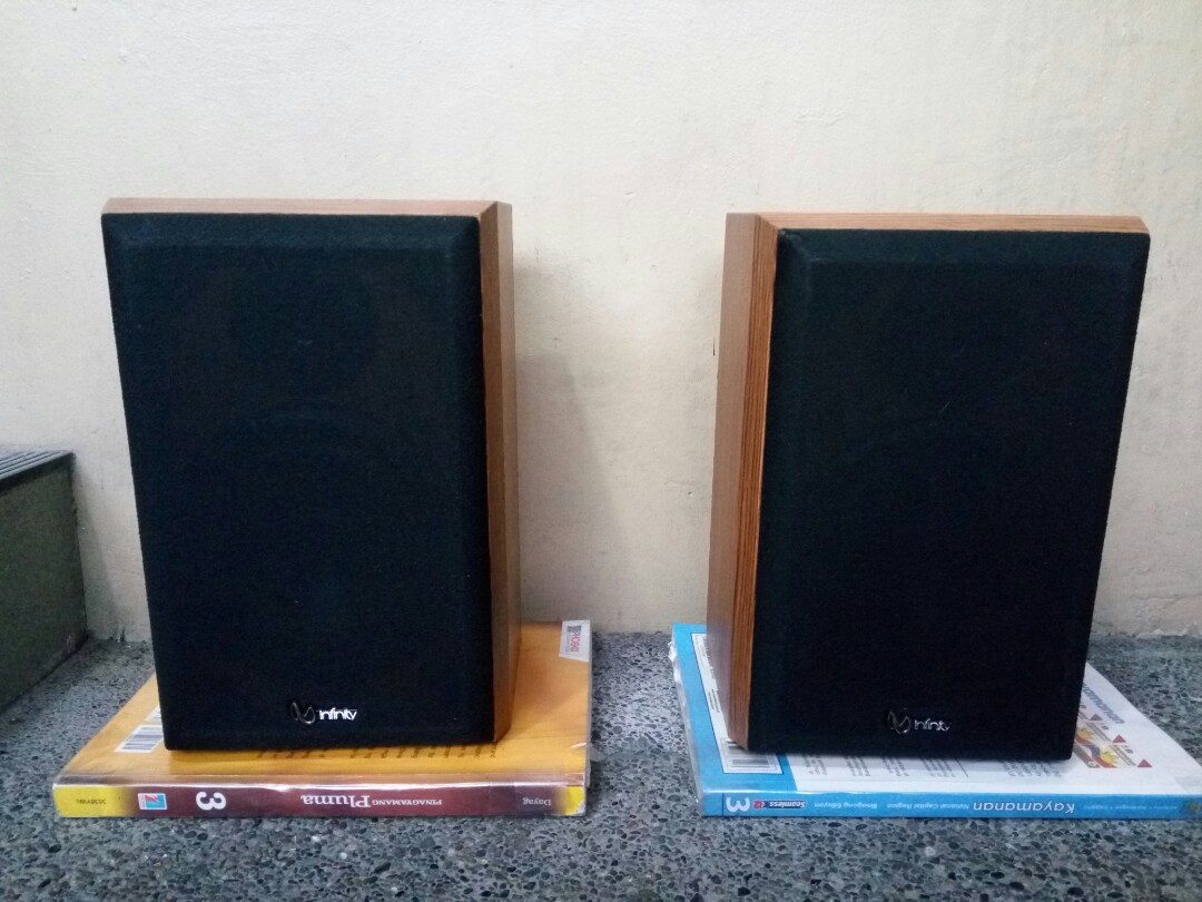 Infinity Reference EL Speaker From Japan Electronics Audio On Carousell