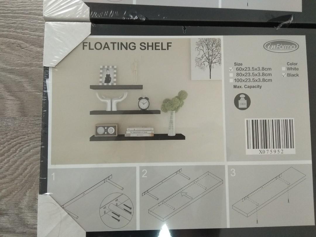 informa floating shelf 229f6b15 progressive
