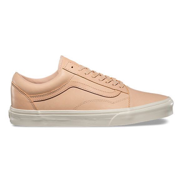 J. CREW X VANS Old Skool  Veggie Tan  Shoes (Vachetta Tan Leather ... 90163bfd0f