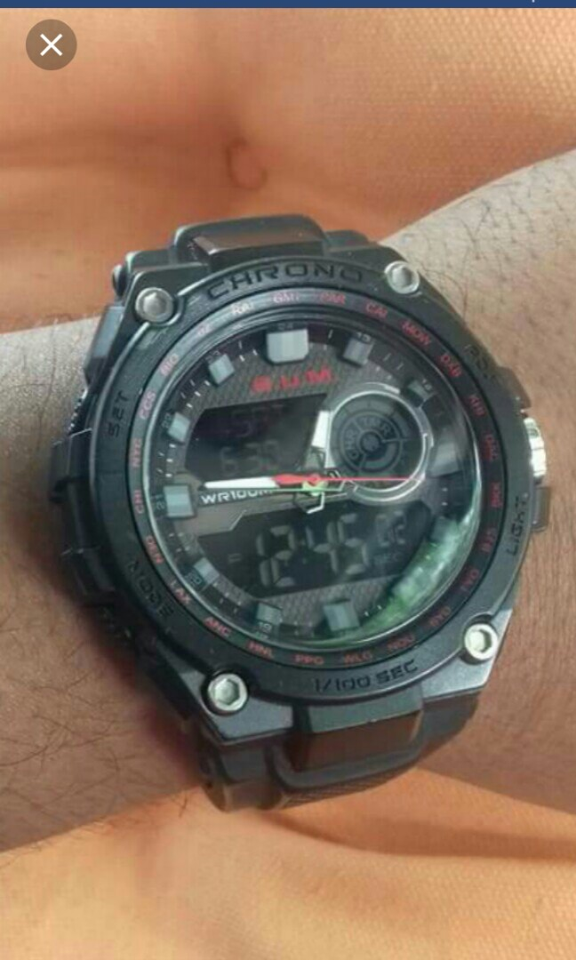Jam tangan B.U.M ORIGINAL 1b48bf3fe3