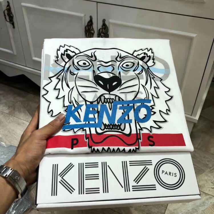 Kenzo 'Hyper Tiger' T-shirt