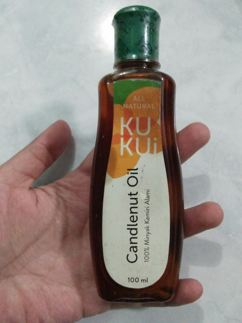 Minyak Kemiri Murni 100ml Daftar Harga Terlengkap Indonesia Perawatan Rambut Happy Kemiriku Ku Kui Candle Nut Oil Kesehatan Kecantikan