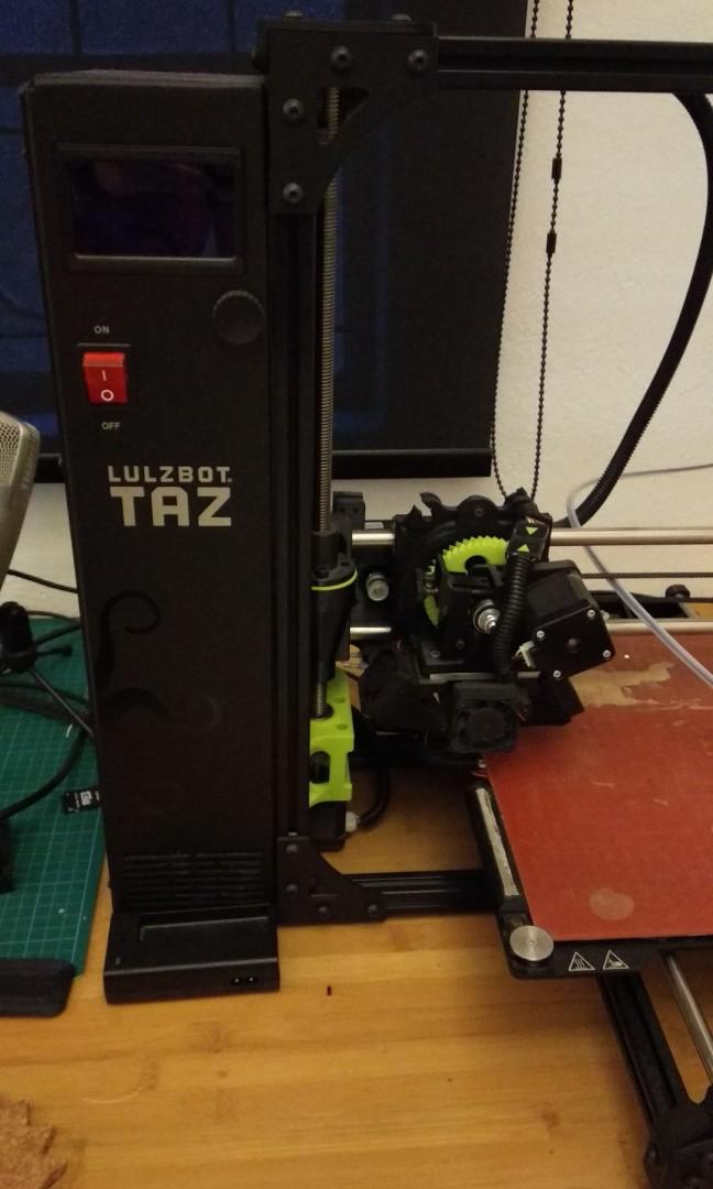 Lulzbot Taz 6
