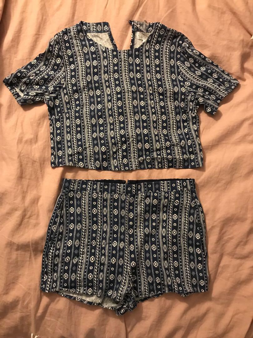 Matching set from Nordstrom