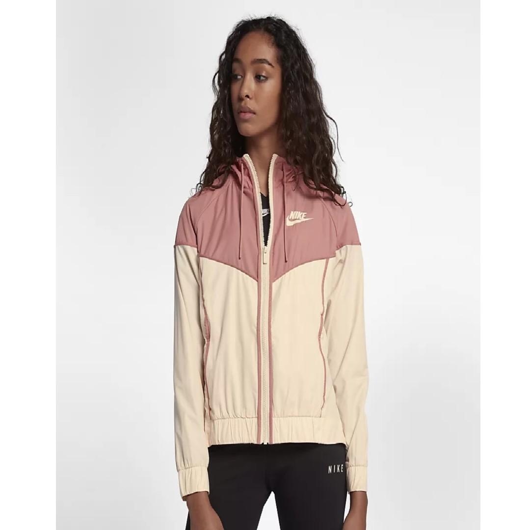 c920e79118d Nike Sportswear Windrunner Women's Jacket(Guava Ice/Rust Pink/Guava ...