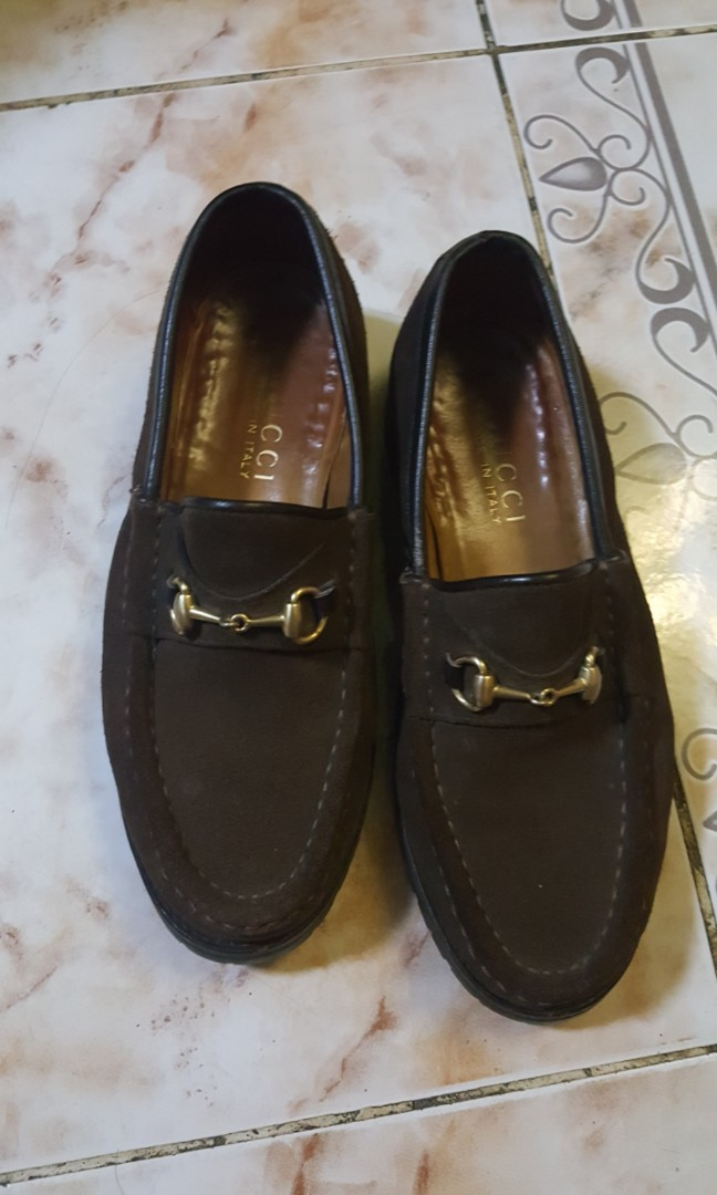 375f2c2d5e0 Pre Loved Gucci Authentic Loafers size 5.5