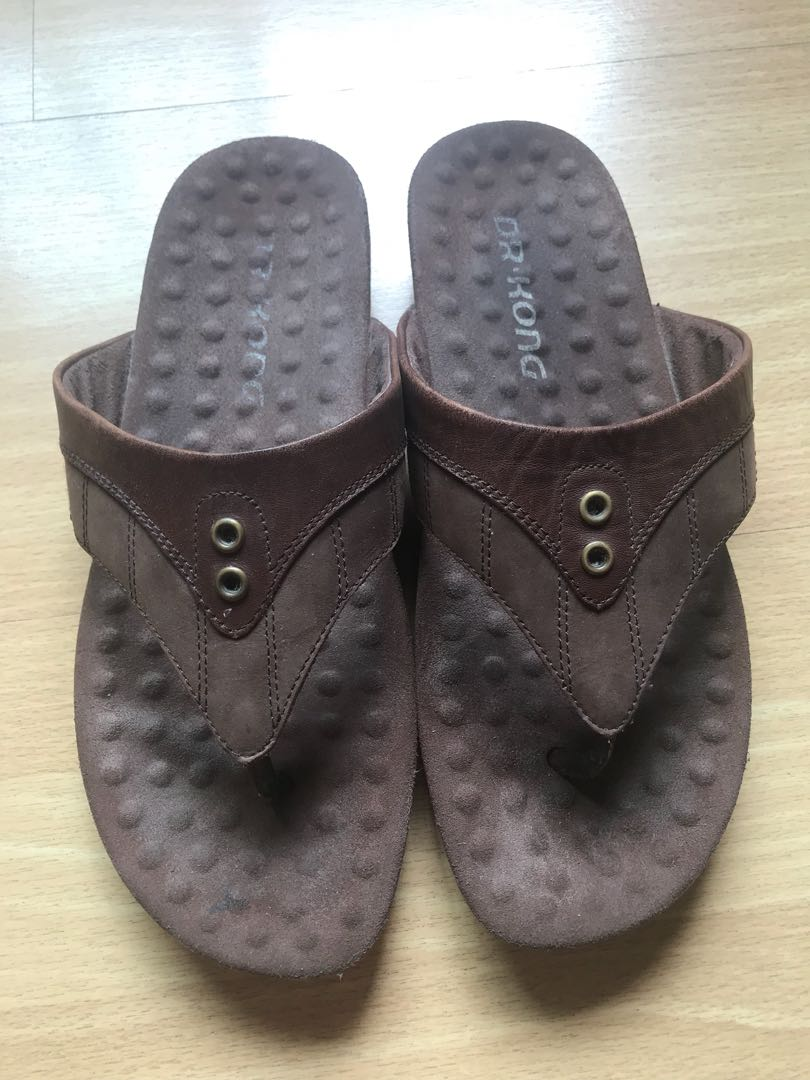 30cf8d7b1a5a Preloved Dr. Kong slippers