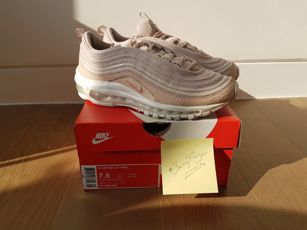 new arrival 717d3 237e7 Retail  249 - 100% Authentic Used Nike Air Max 97 Premium