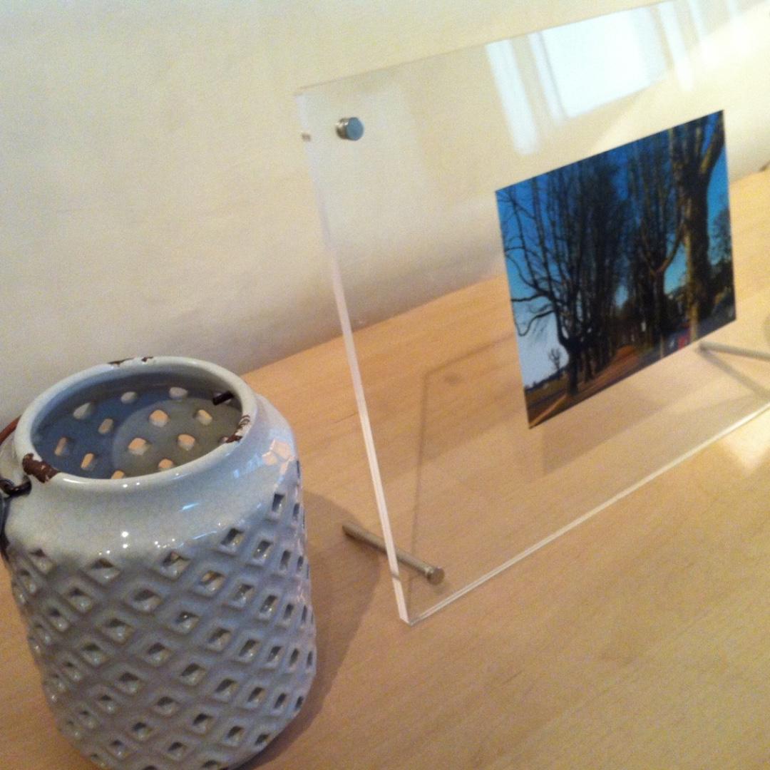 SKU#L00148 Acrylic Resin Photo Frame, A4 by MUJI (Germany), Home ...