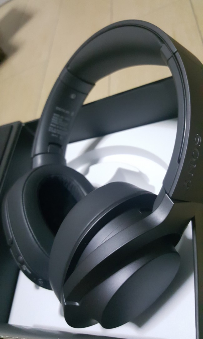 95b194bae23 Sony WH-H900N h.ear on 2 Wireless Noise Cancelling Headphones, Electronics,  Audio on Carousell