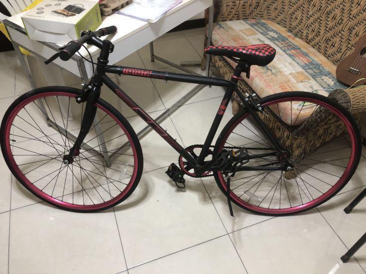 全新Toyota腳踏車