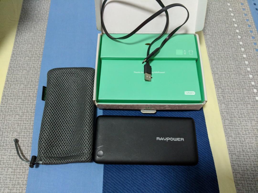 59f08e55bbe588 WTS: Ravpower USB C Power Bank 20100mAh, Electronics, Others on ...