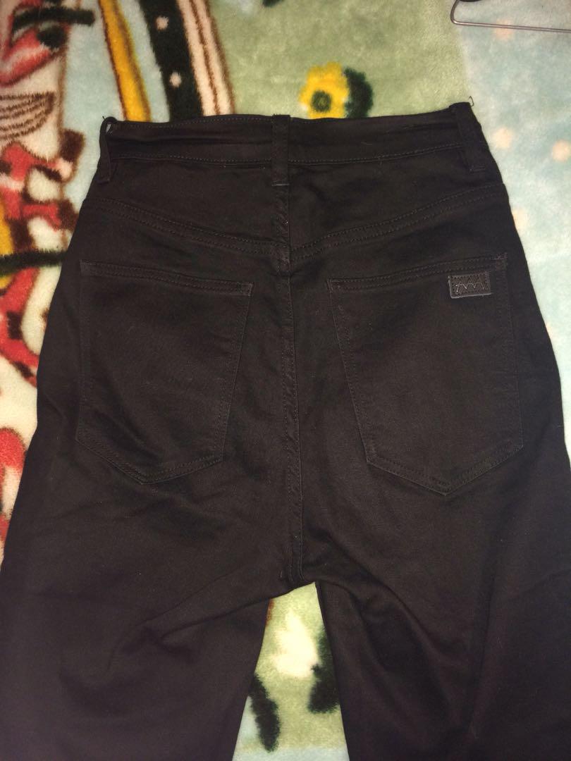 Ziggy Denim Black Skinny Jeans