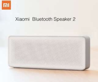 [READY STOCK] Xiaomi Bluetooth Speaker + FREE DELIVERY