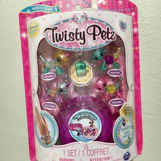 New Craze, BN Twisty Pets